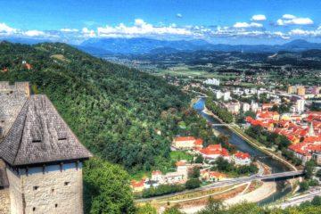 Stari Grad, Burg von Celje