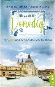 Nie zu alt für Venedig Cover