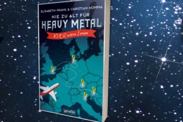 Nie zu alt für Heavy Metal V.I.E.R. für alle Fälle Krimi Wacken Venedig Celje London Theriak