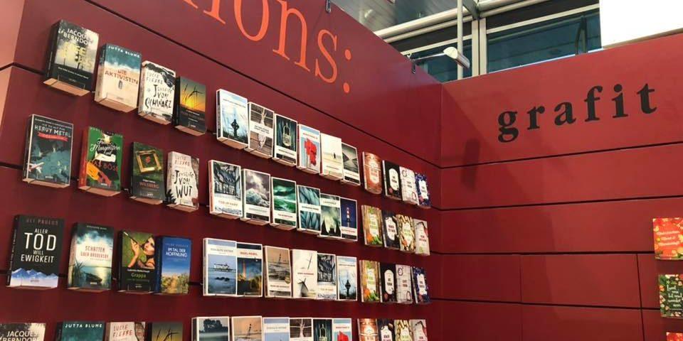 Frankfurter Buchmesse Lesung Jubiläum